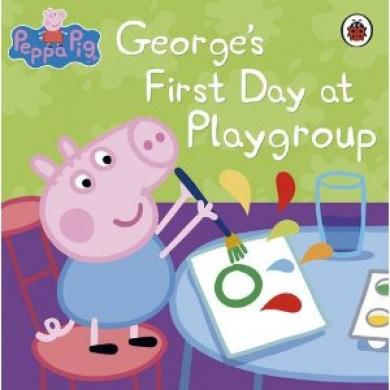 Peppa Pig George´s First Day at School