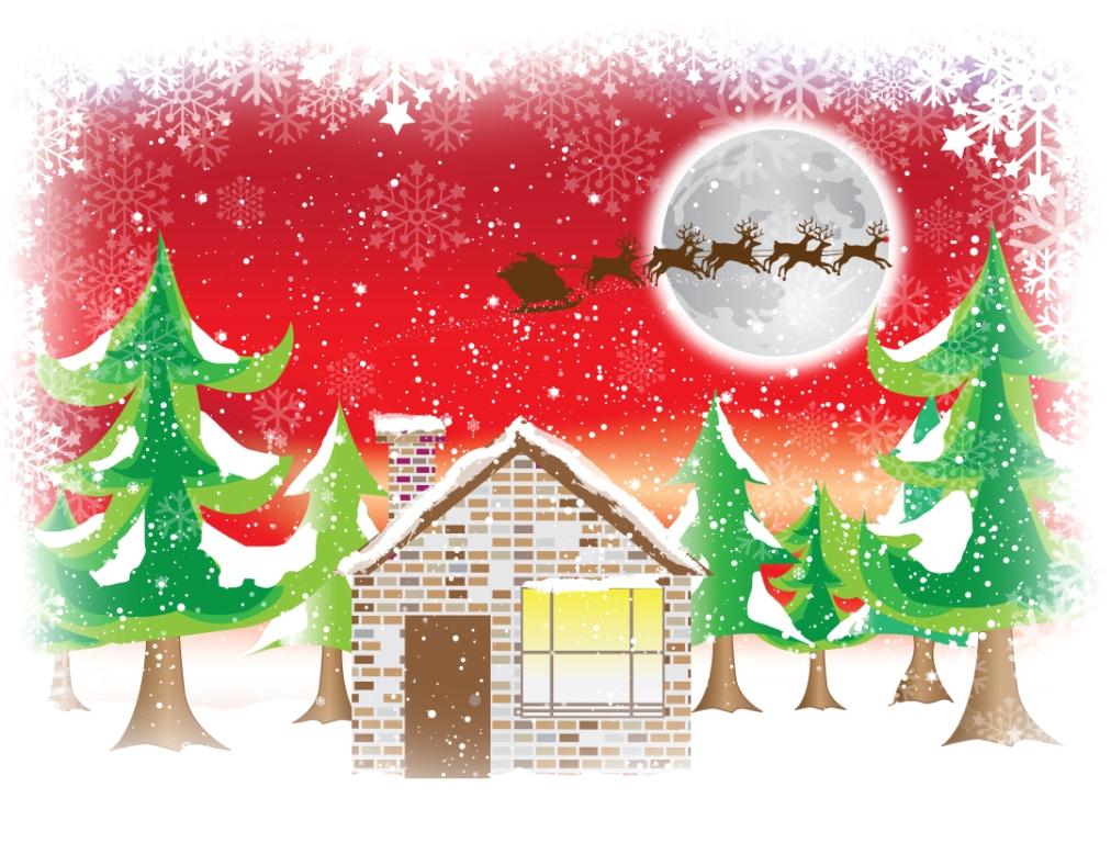Chintin os desea Feliz Navidad y Feliz 2012