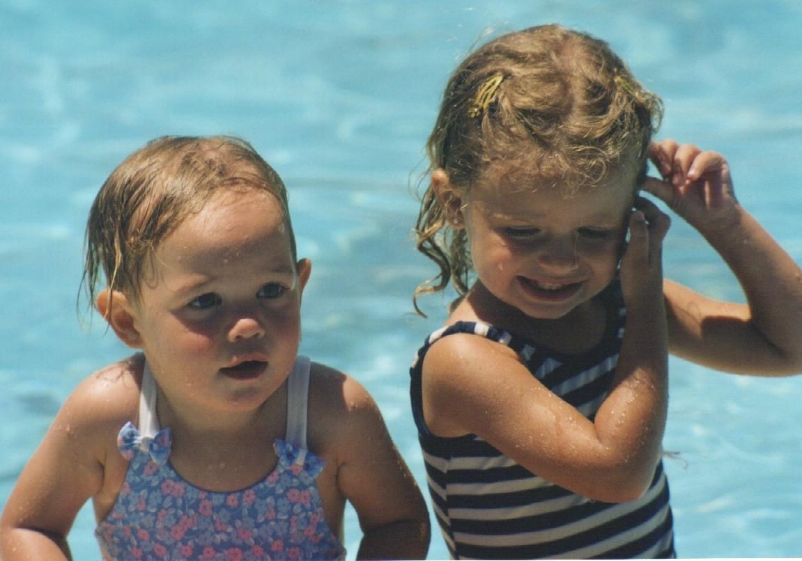 Aprendiendo a nadar
