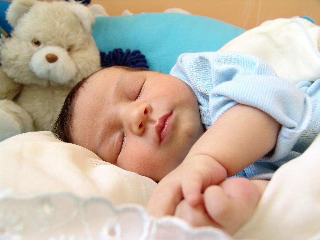 El sueño del bebé: la siesta