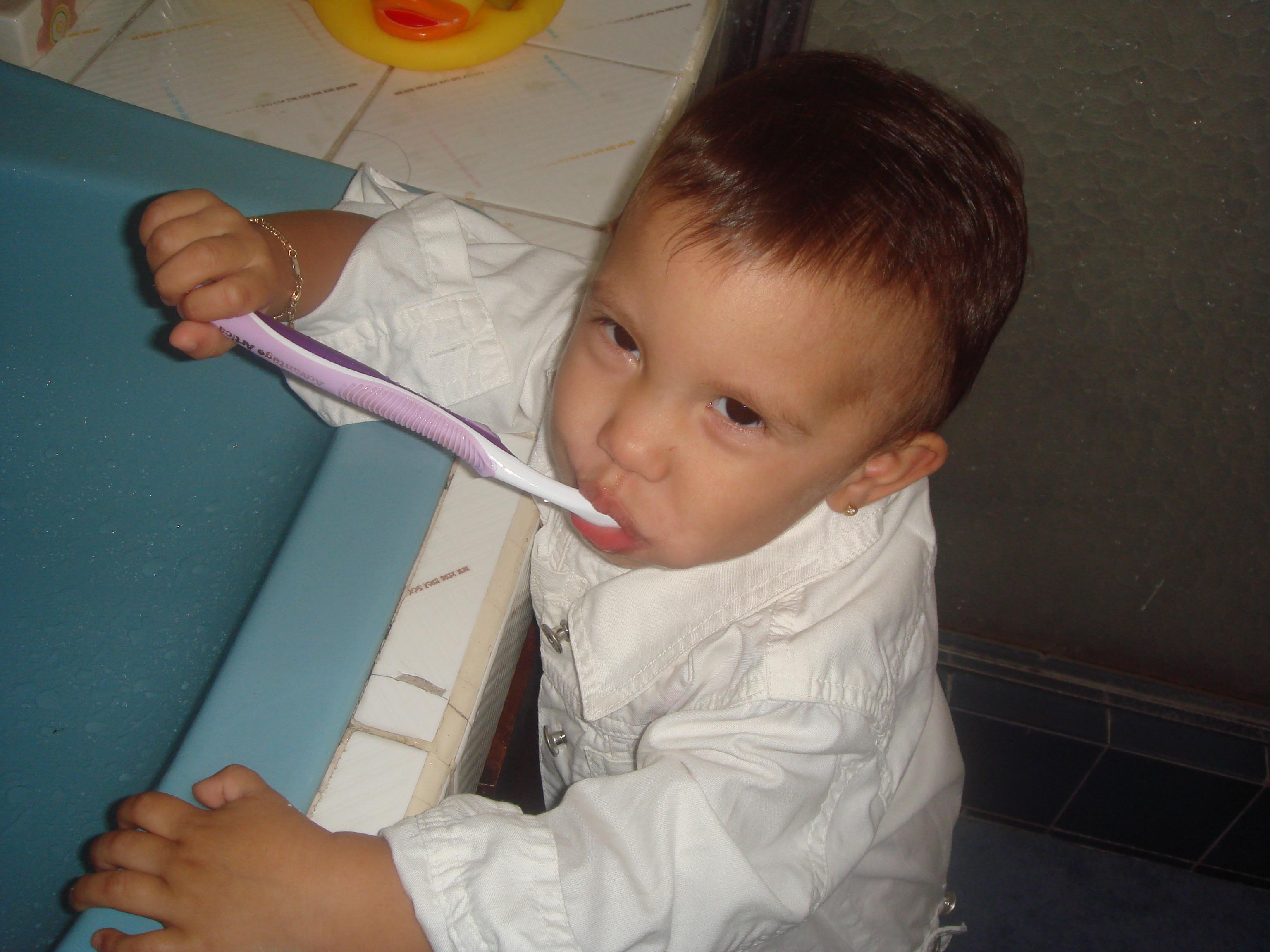 ¿Cuál es la función de los primeros dientes de leche?
