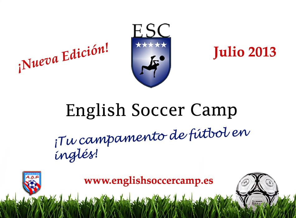 English Soccer Camp