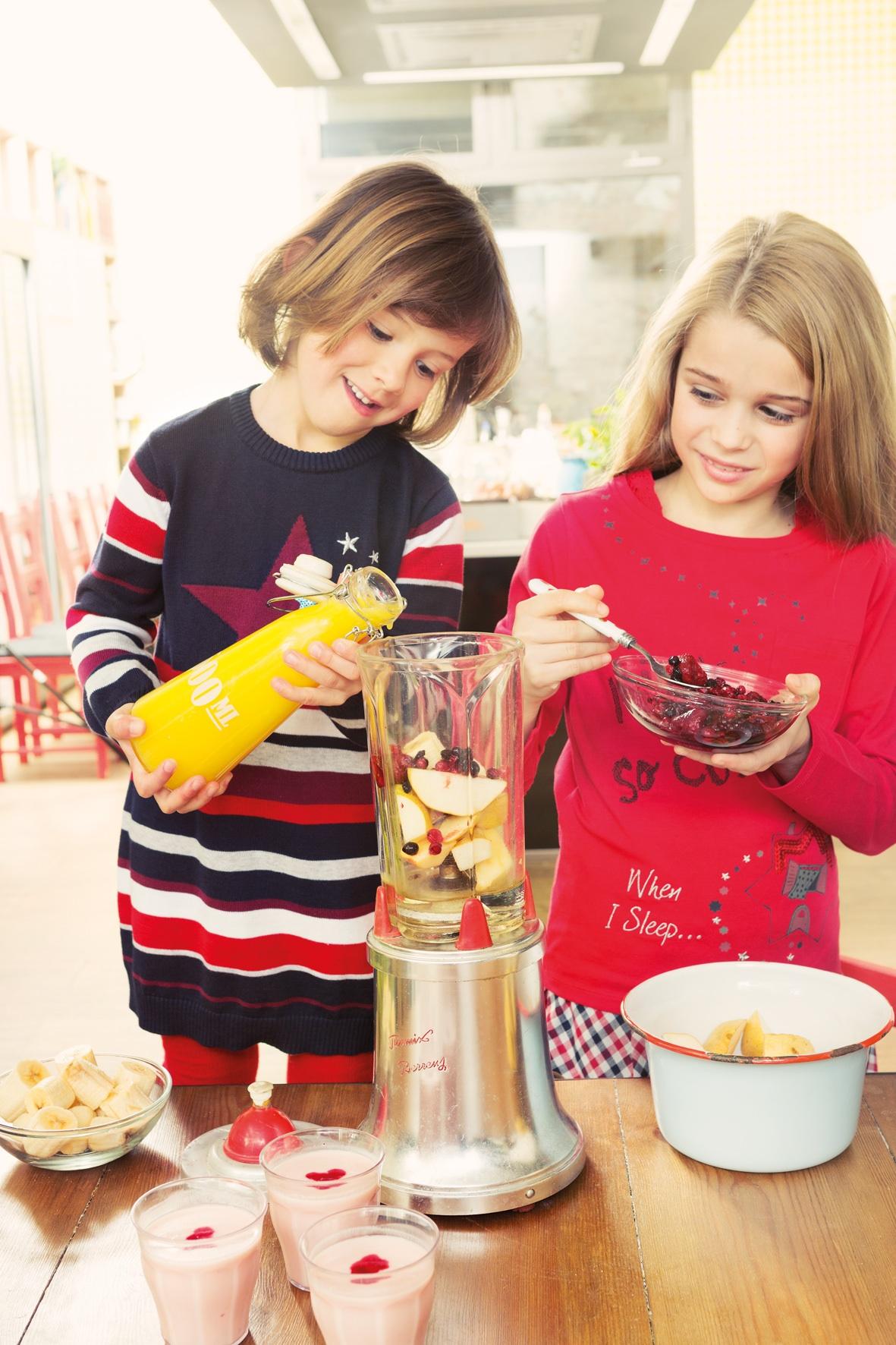 Bóboli anima a los niños/a meterse en la cocina
