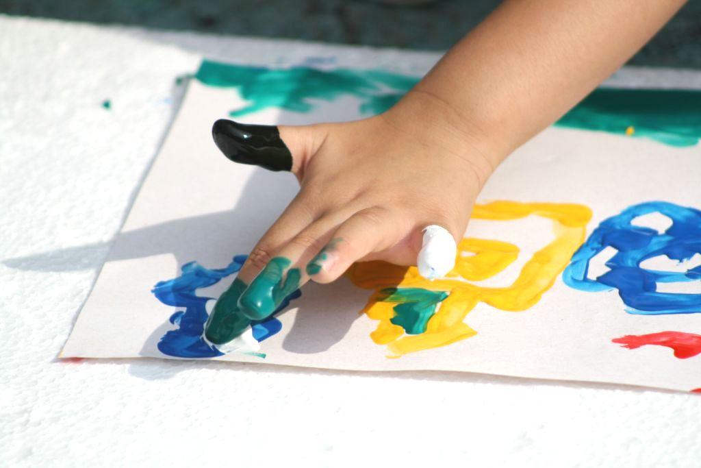 Como fomentar la creatividad de nuestros hijos/as