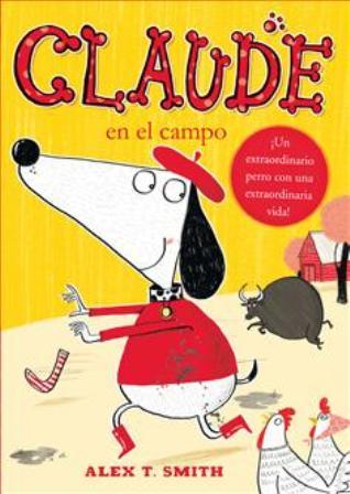 Claude en el campo