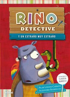 Rino detective y un extraño, muy extraño