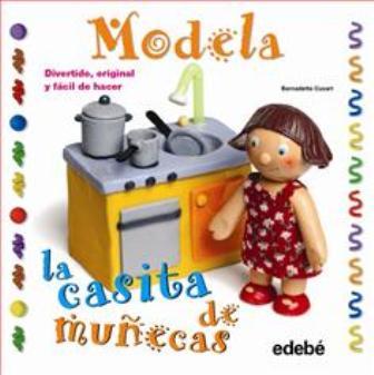 Modela la casita de muñecas