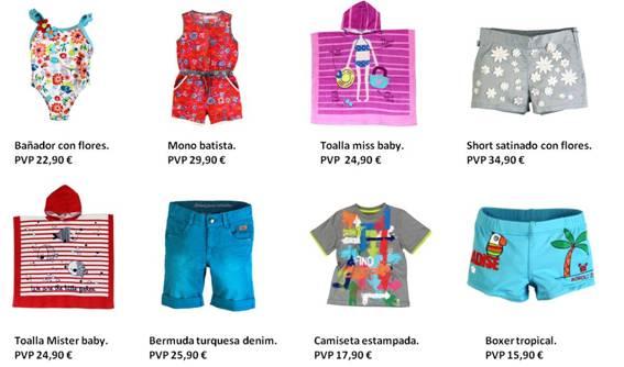 «Summer time» BÓBOLI – Color y frescura para el verano infantil ¡más divertido!