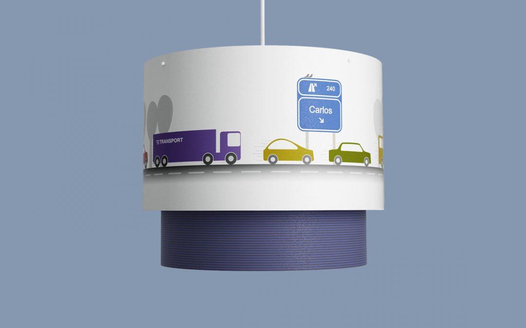 PaperLight – Lámparas colgantes personalizables