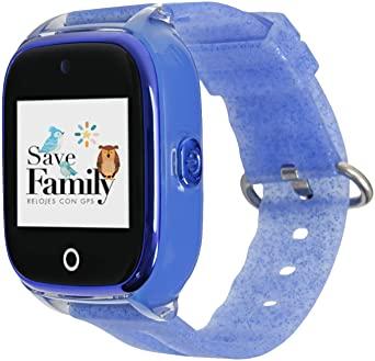 Relojes con GPS y teléfono para niños/as