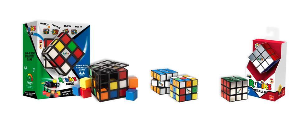Rubik's presenta Metallic