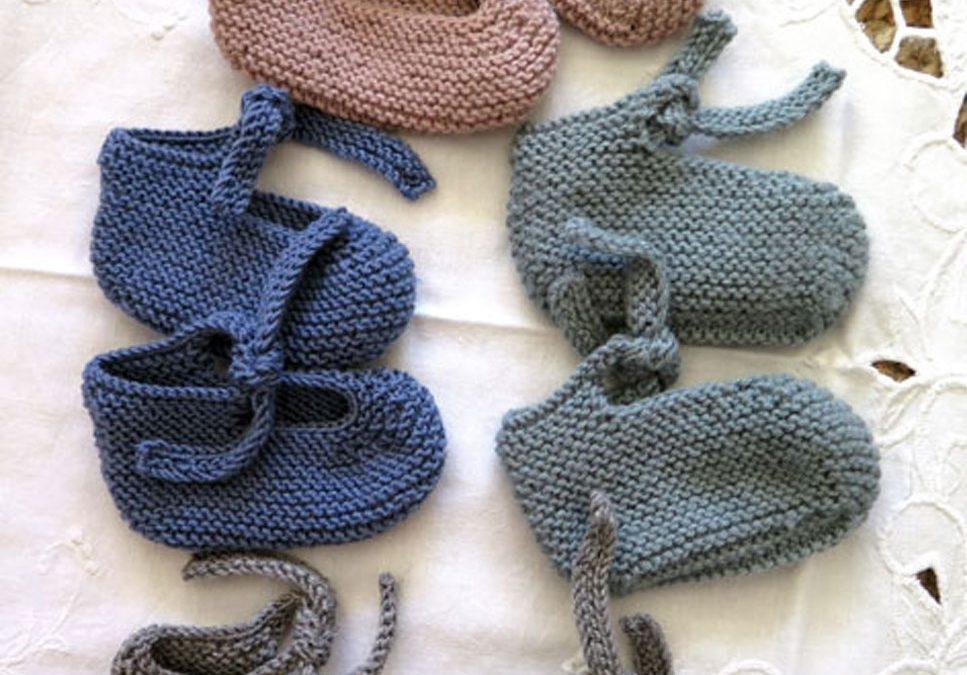 Patucos de lana